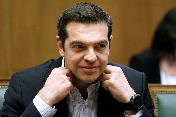 Griechenlands Premier Alexis Tsipras (Archivbild)