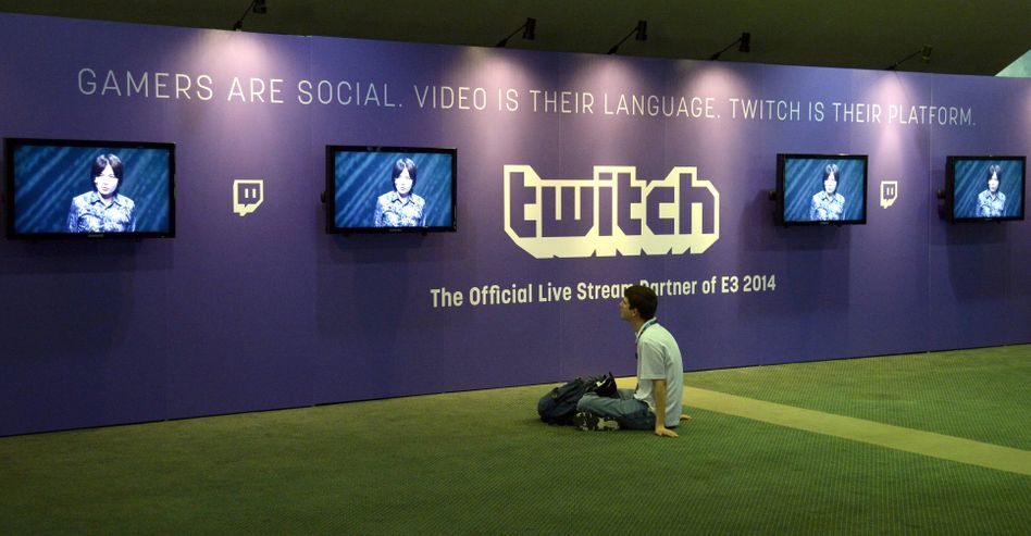 Twitch-Stand auf einer Gamesmesse: Früher war das Angebot fast nur für Spielefans relevant