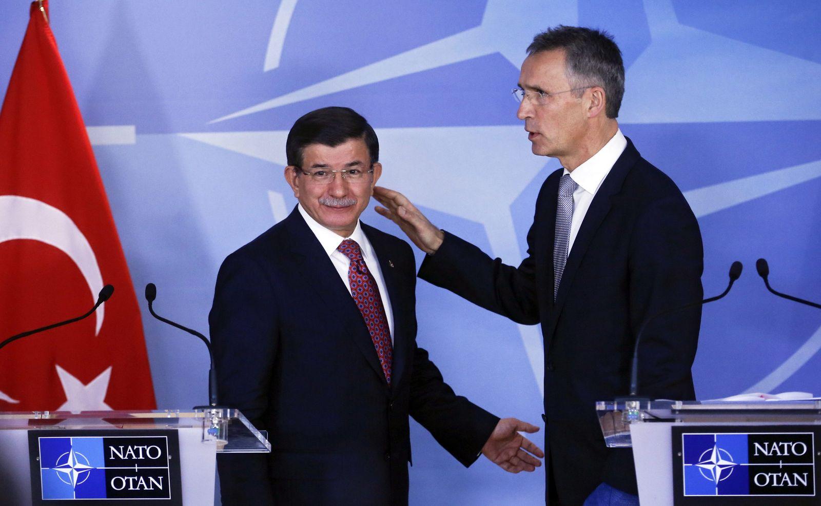 NATO Turkey meeting