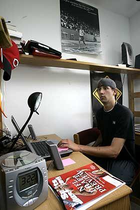 Studenten-Blogger Chris Smith: Bekommt in Ohio 20 Dollar pro Posting über sein Leben als Baseballer