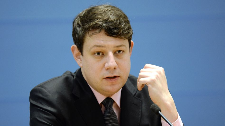 CDU-Politiker Mißfelder am Donnerstag in Berlin: Klare Worte
