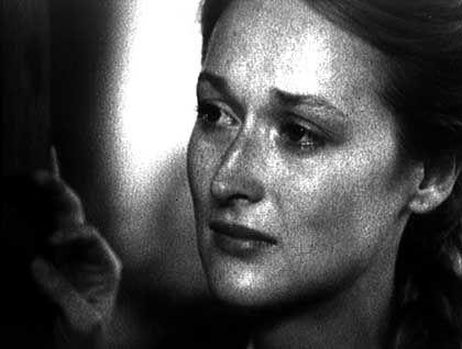 """Fernsehfilm """"Holocaust"""" (1979, mit Meryl Streep: """"Die wirklich wichtigen Bücher werden erst jetzt geschrieben"""""""