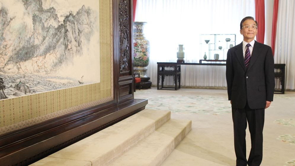 """Chinas Premier: """"Opa Wen"""" und die Milliarden"""