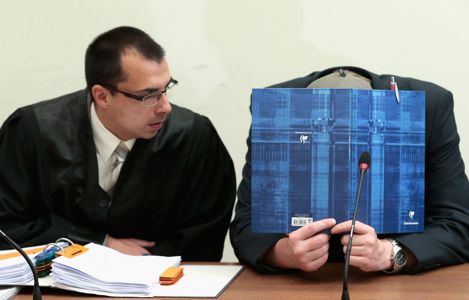 Holger G. NSU Trial