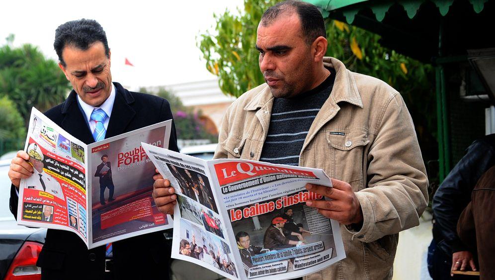 Tunesiens Medien: Ende der Zensur