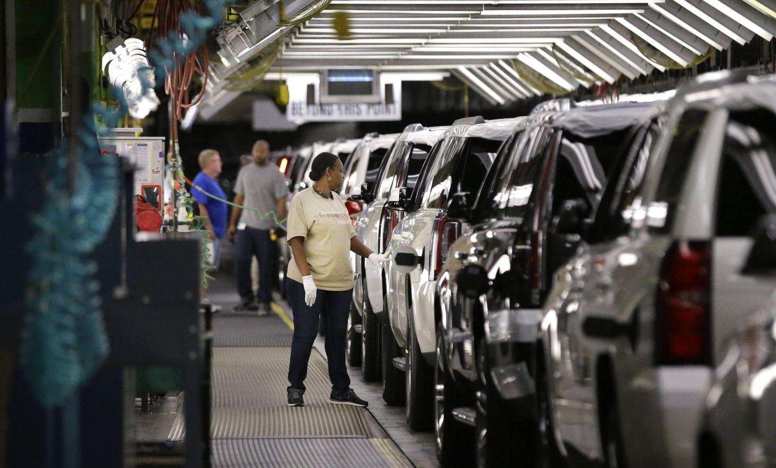 General Motors/ Produktion