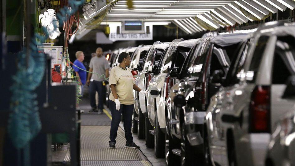 General-Motors-Werk in Arlington