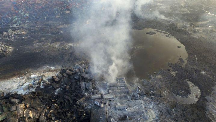 China: Die Katastrophe von Tianjin