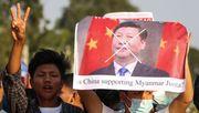 Hilft China den Generälen?