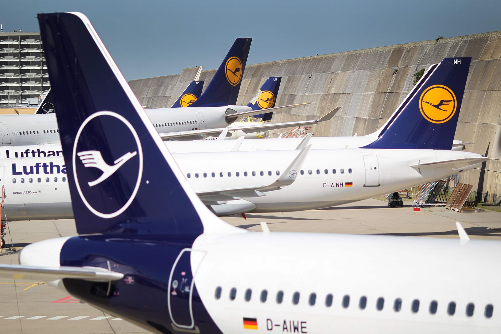 GERMANY-HEALTH-VIRUS-AVIATION-AID-LUFTHANSA