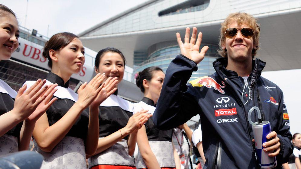 Großer Preis von China: Vettels Horror-Start
