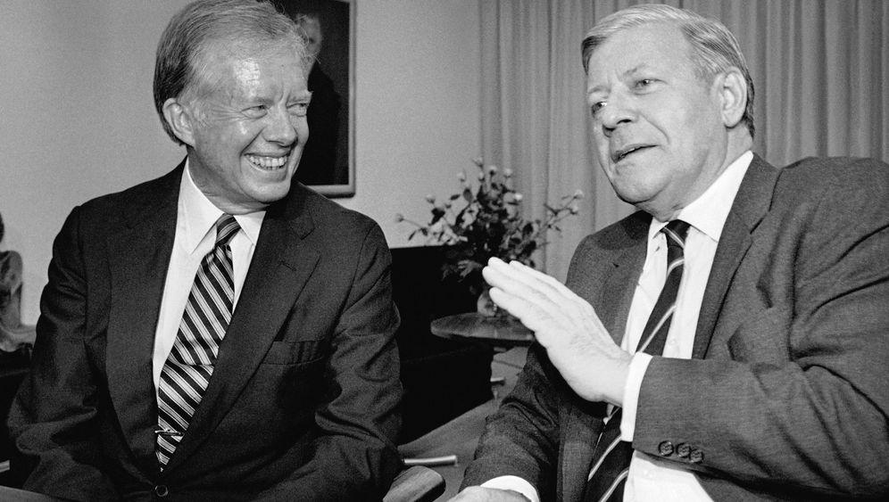 Photo Gallery: Carter and Schmidt's Adversarial Relationship