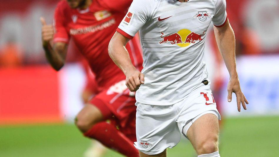 Timo Werner war beim FC Bayern immer wieder Thema