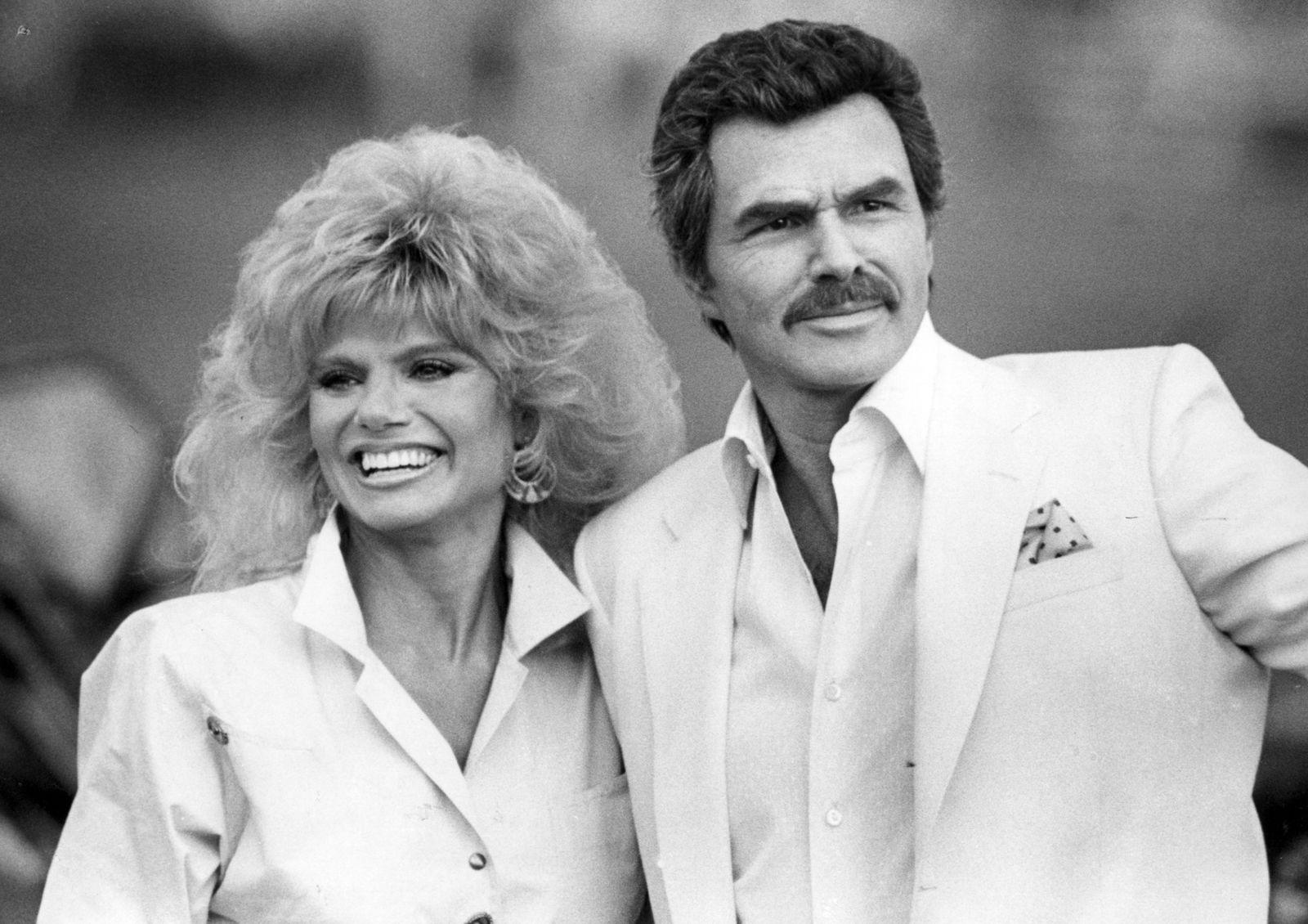 Burt Reynolds Loni Anderson