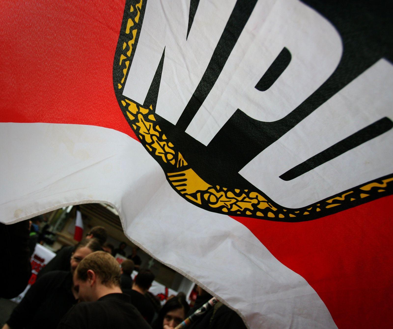 NPD droht der finanzielle Ruin