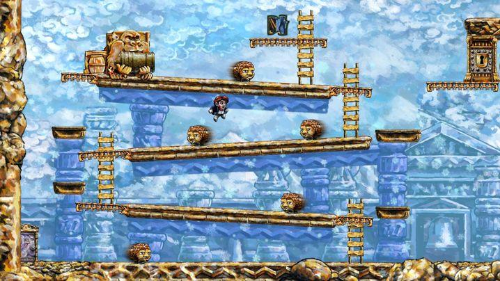 Game Screenshot - Braid