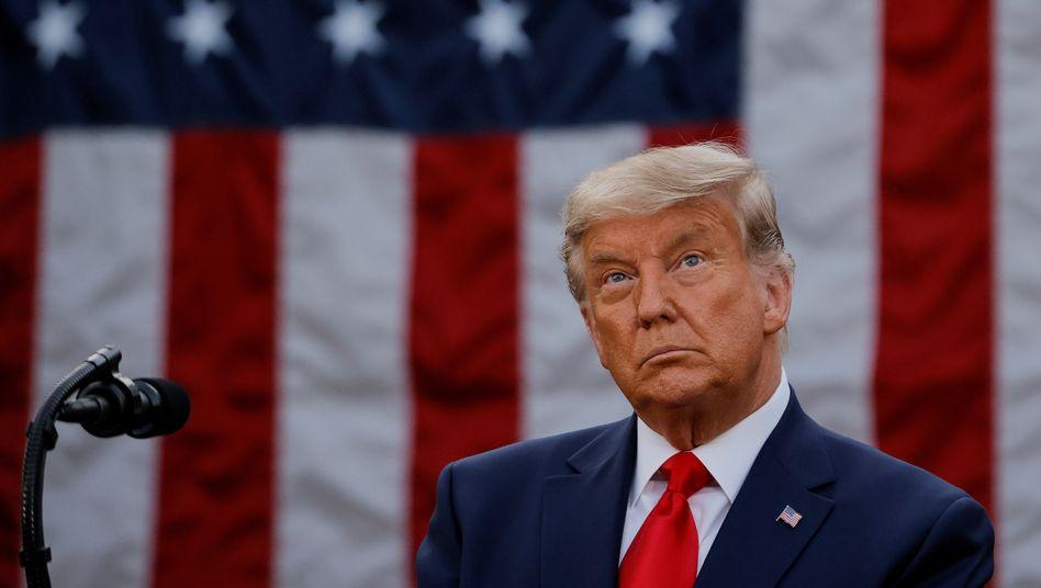 Donald Trump: Versuch eines amtierenden US-Präsidenten, einen Coup anzuzetteln