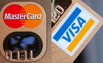 "Kreditkarten: ""Absender"" inklusive"
