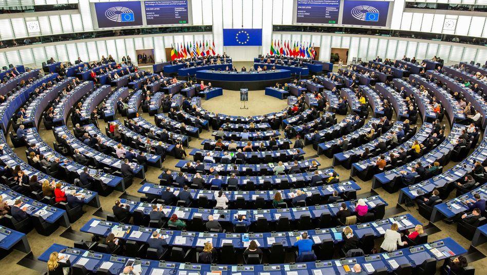 Eine Mehrheit des Europäischen Parlaments verabschiedete eine Resolution zum Klimanotstand
