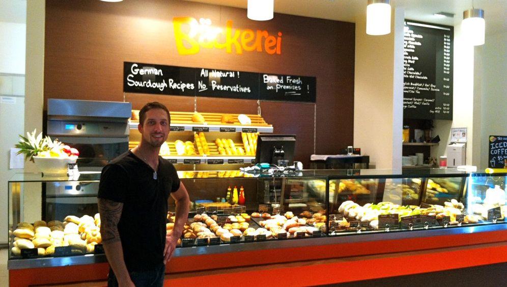 Deutscher Auswanderer in Australien: Plötzlich Bäcker