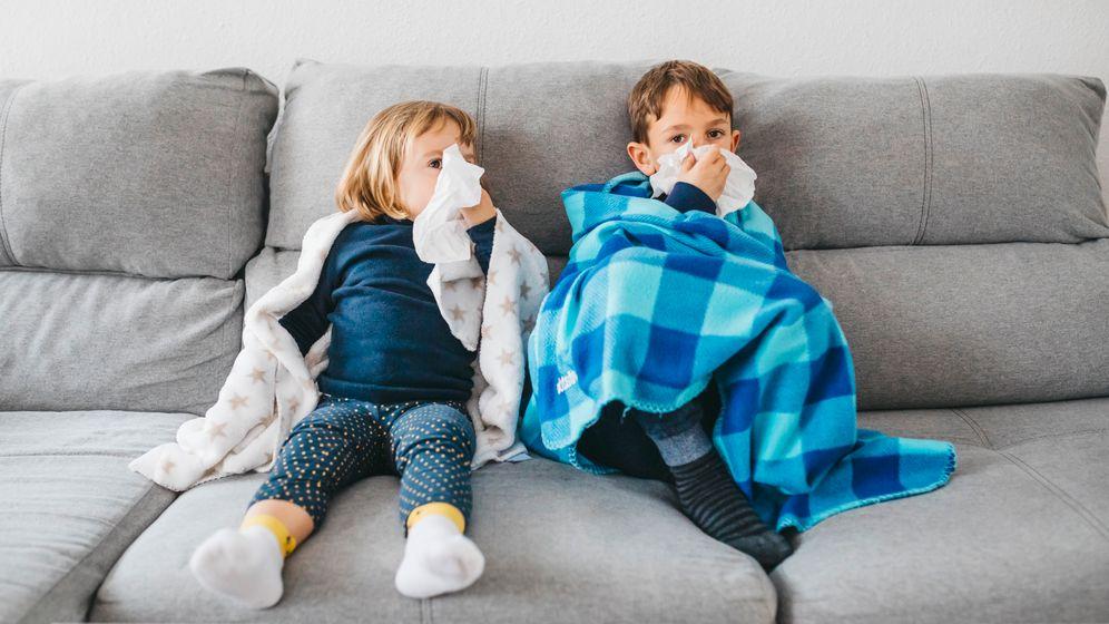 Dass Kinder häufig Infekte haben, ist nicht ungewöhnlich