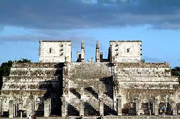 Kultzentrum Chichén Itzá: Die Ruinenstätte zählt zum Unesco-Weltkulturerbe