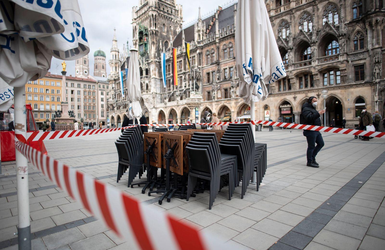 Germany extends lockdown against coronavirus pandemic
