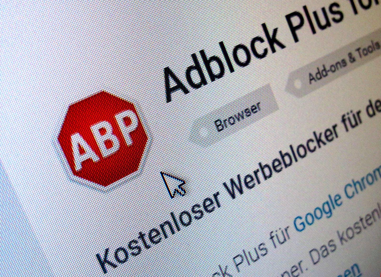 Internet-Werbeblocker