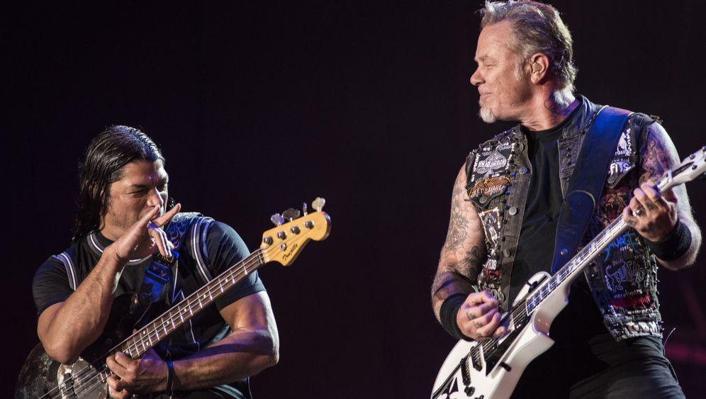 Metallica: Heavy Metal statt Tennis
