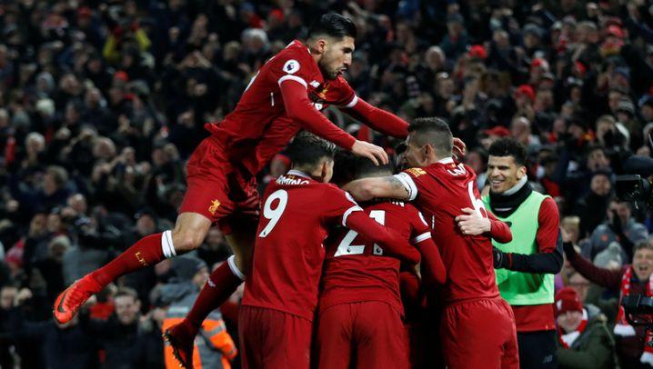 4:3-Erfolg gegen Manchester City: Angriff der Reds