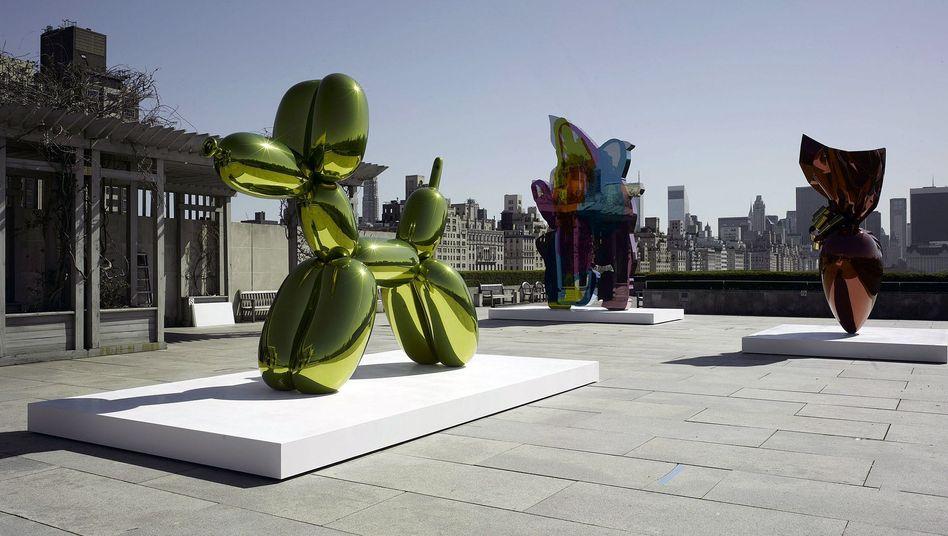Koons-Skulptur