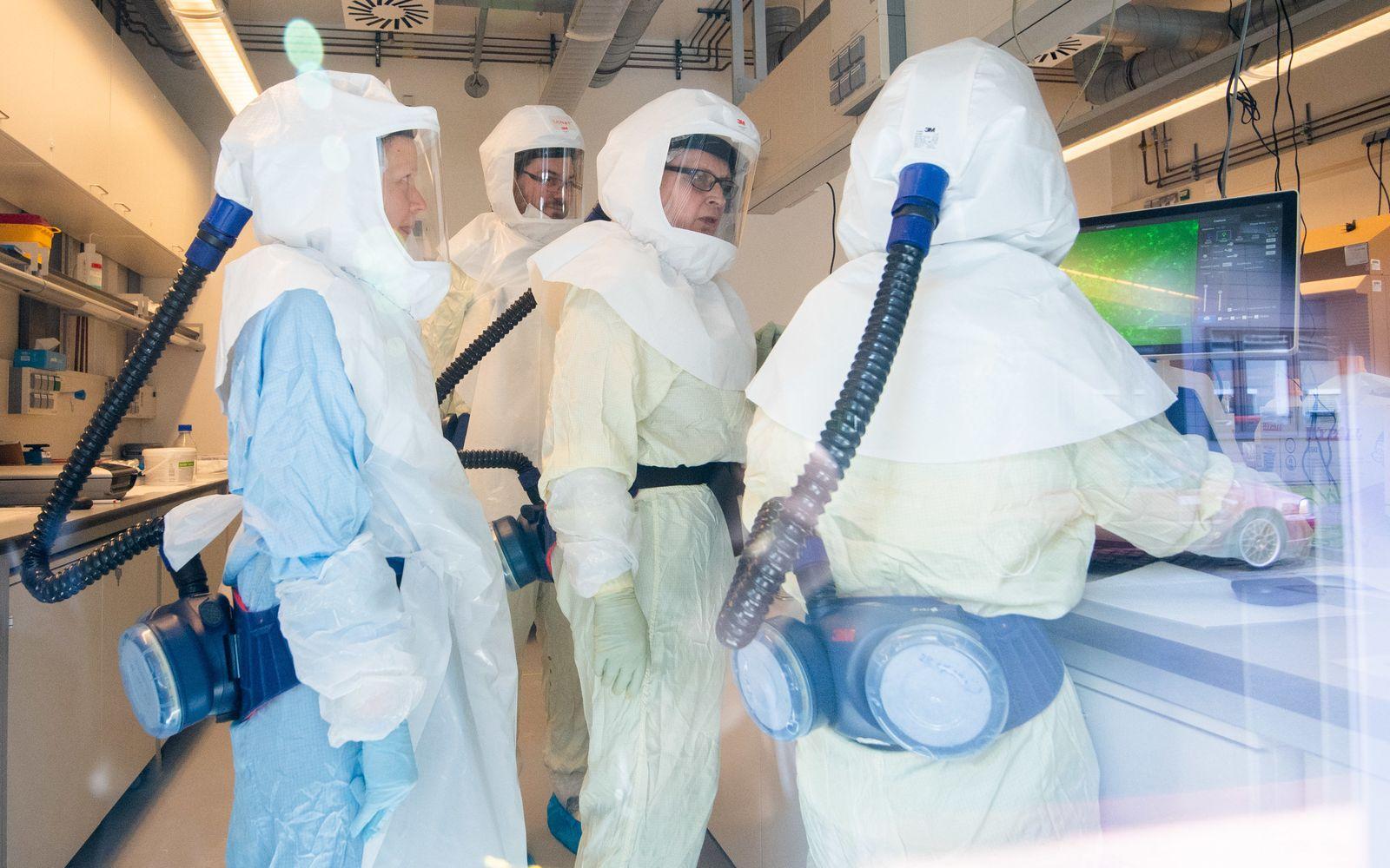 Coronavirus · Helmholtz-Zentrum für Infektionsforschung