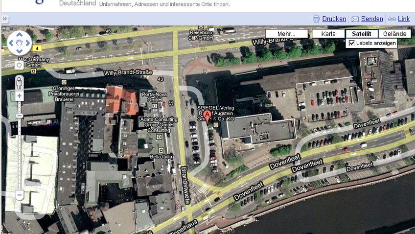 Google Maps: Für Vielnutzer ab 2012 kostenpflichtig