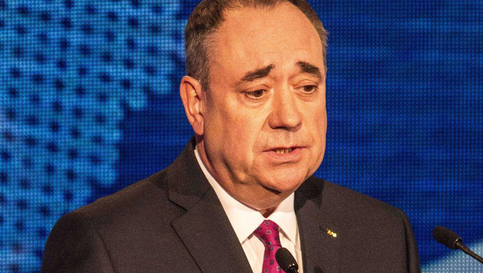 Schottlands Regierungschef Salmond: Es ging um Zweifel statt Überzeugungen
