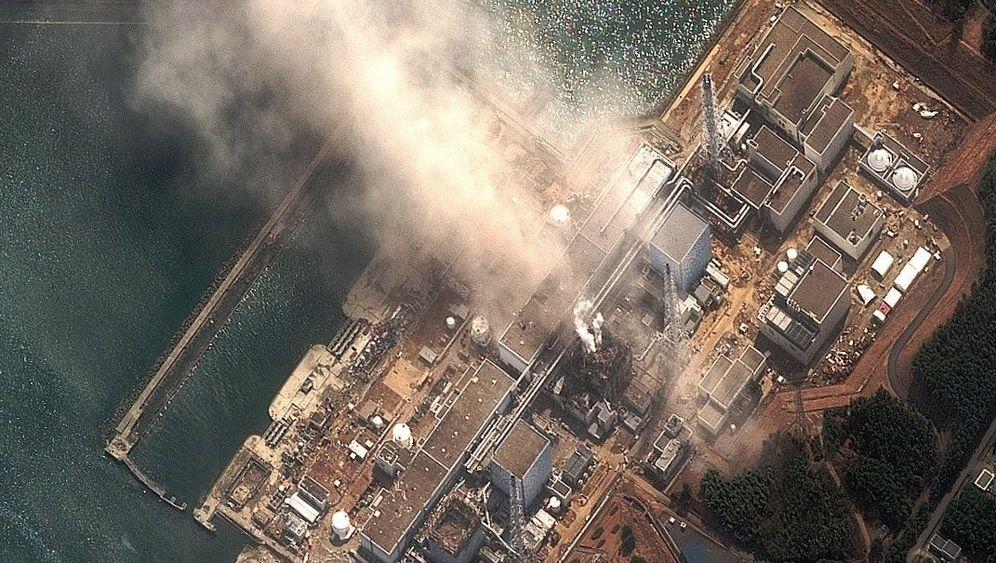 Japan: Angst vor der strahlenden Wolke