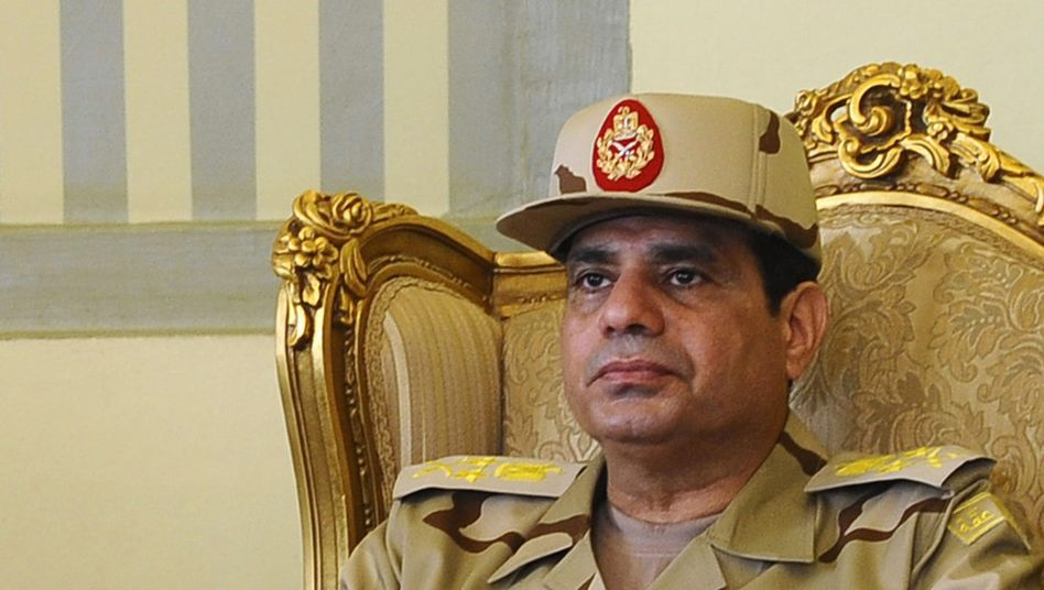 General Sisi: Ägyptens neuer starker Mann