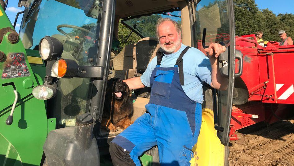 """Aktivist und Landwirt Zachow: """"Das Gefühl, nicht umsonst gekämpft zu haben, tut wirklich gut"""""""