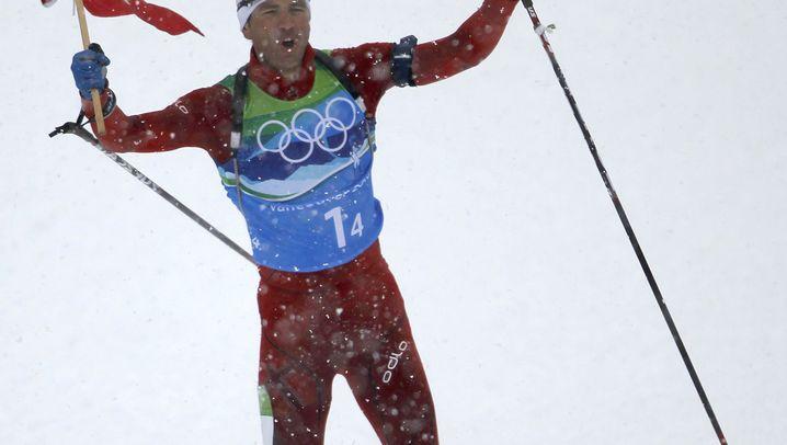 Olympische Winterspiele: Alle Goldmedaillengewinner vom 26. Februar