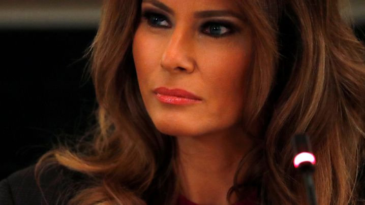 Missing Melania: Gerüchte um die First Lady