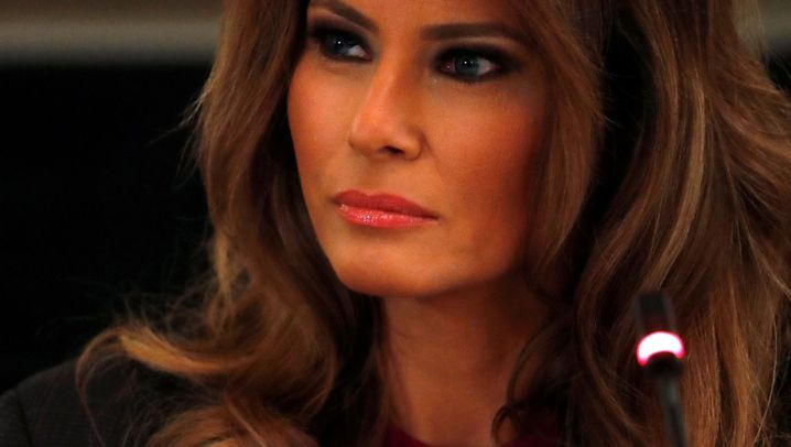 Missing Melania: Gerüchte um die First Lady