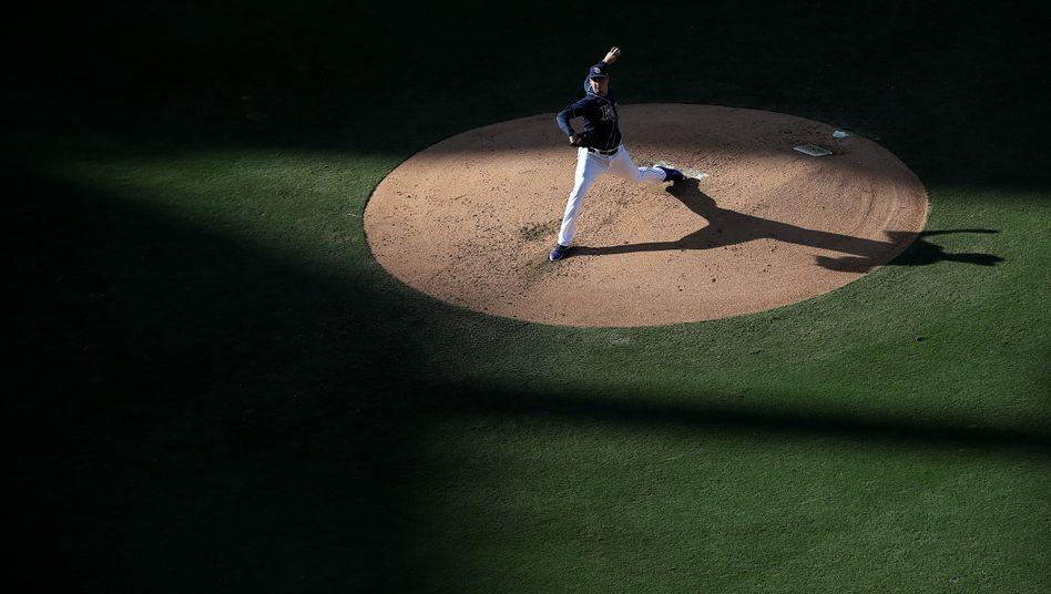 Die Tampa Bay Rays treffen in den Endspielen auf die Dodgers aus Los Angeles