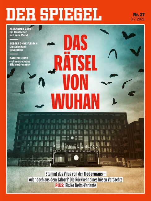 New SPIEGEL, now digital and at kiosks tomorrow