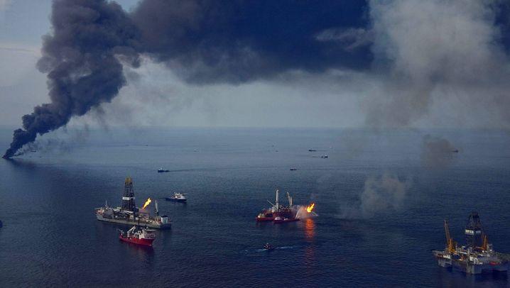 Ölpest: BP-Boss Hayward unter Druck