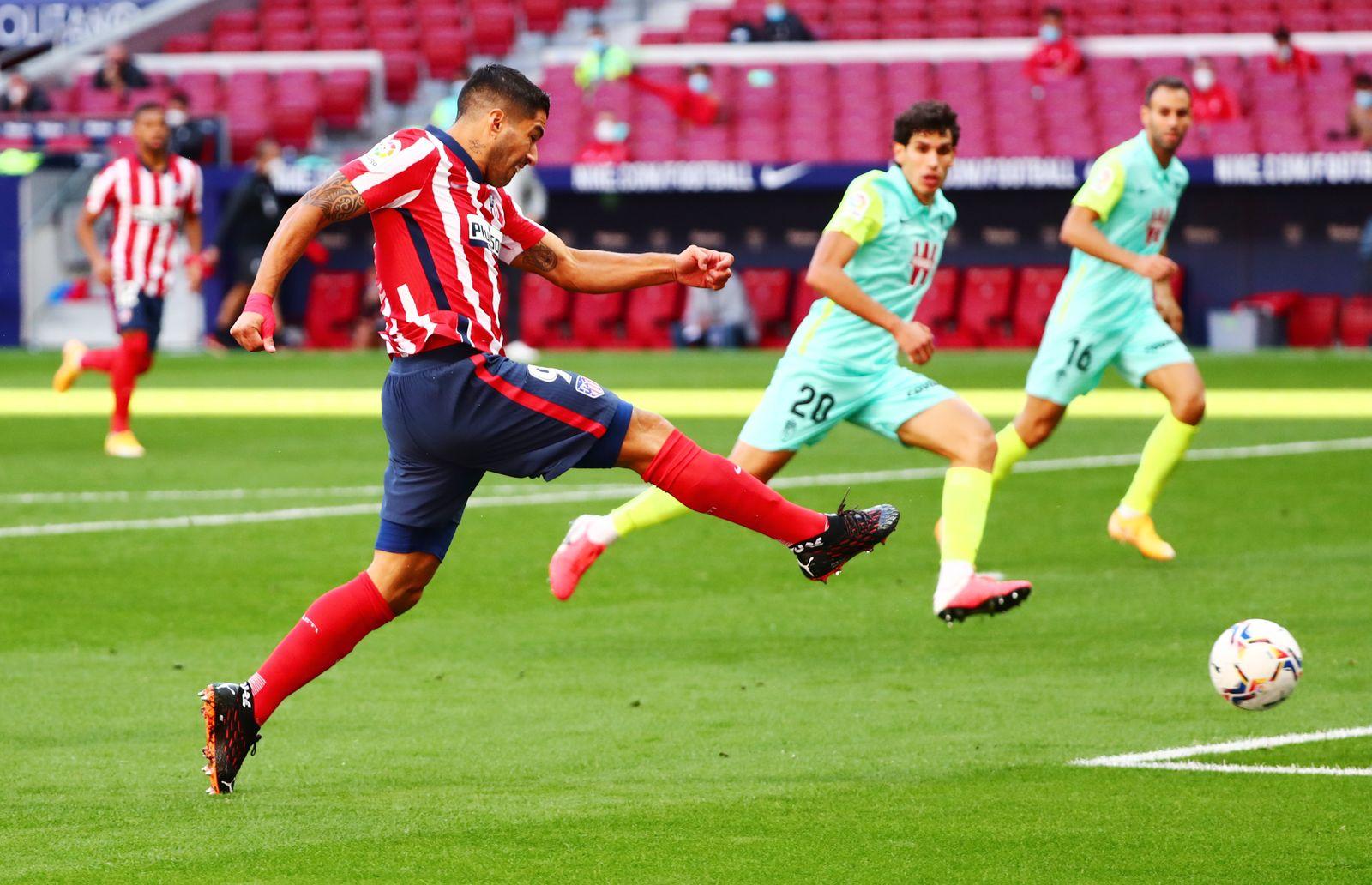 La Liga Santander - Atletico Madrid v Granada