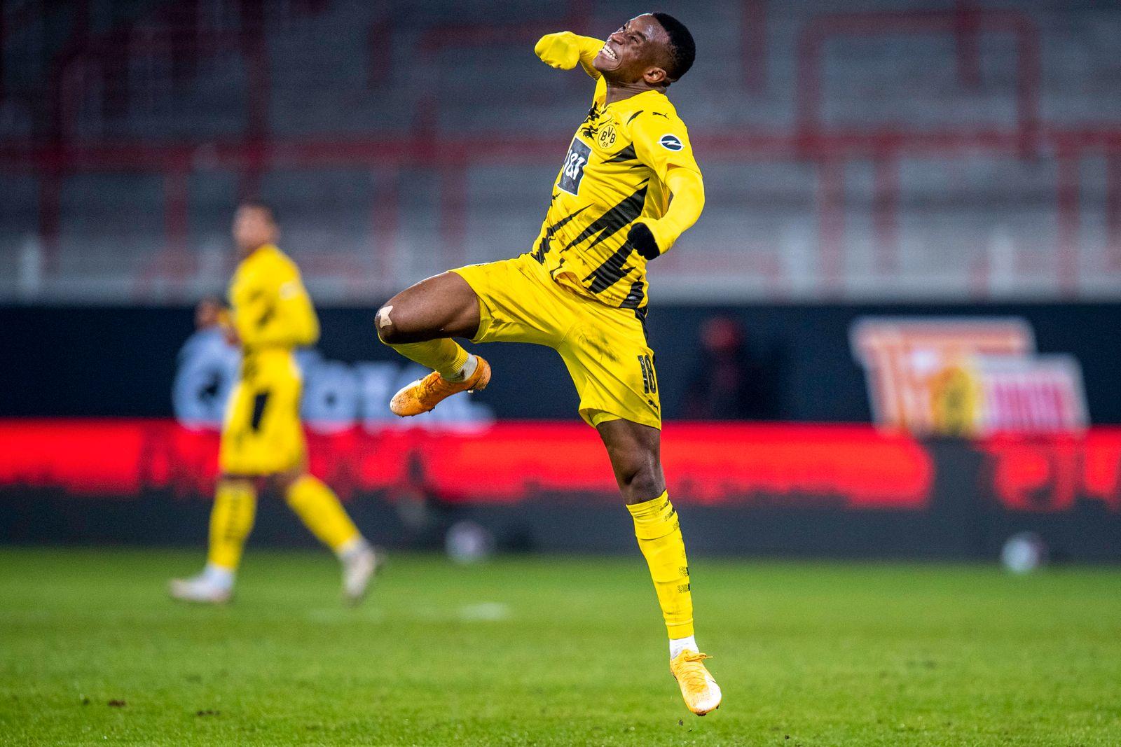 Fußball: 1. Bundesliga, Saison 2020/2021, 13. Spieltag, FC Union Berlin - Borussia Dortmund am 18.11.2020 im Stadion an