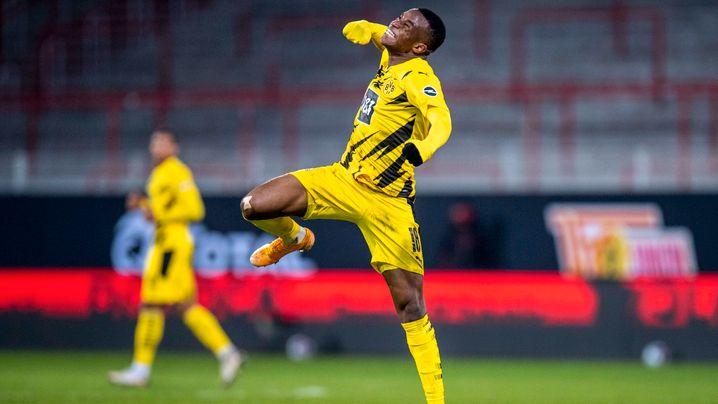 Jüngste Bundesliga-Torschützen: Dortmunder treffen früh