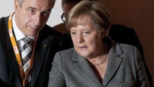 Tillich, Merkel
