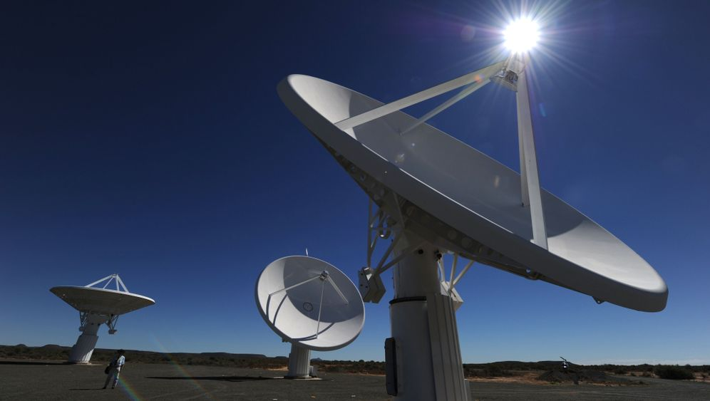 SKA Mega-Teleskop: Die Vermessung des Weltalls