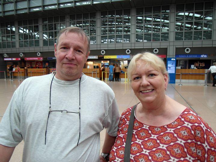 Karin und Helmut Thierenbach