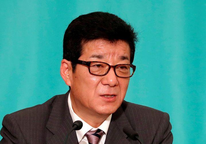 Ichiro Matsui: seltsame Ansichten